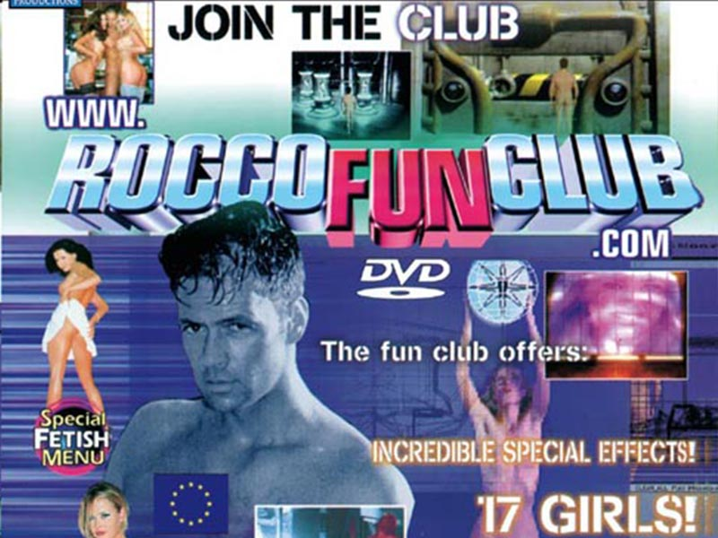 WWW.ROCCO FUN CLUB.COM - Film porno